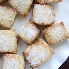 creme fraiche mini scones